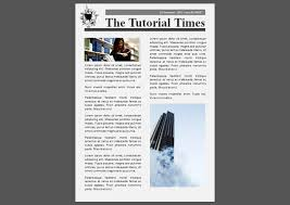 newspaper theme for ppt powerpoint tutorial for a torn paper effect powerpoint design
