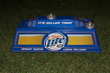 Miller Genuine Draft Pool Table Light Miller Lite Pool Table Light Ebay