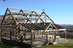 about gibson timber frames for timber framing plans builds timber