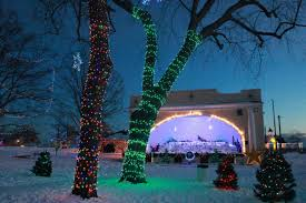 christmas light show toronto this town near toronto is about to become a magical winter wonderland
