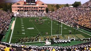 Folsom Field Map Ralphie Storms Folsom Field At Colorado Oregon Game 10 22 11