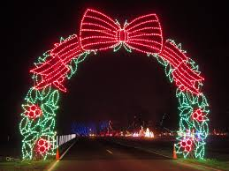 Oregon Garden Christmas Lights Festival Of Lights Roseburg Oregon