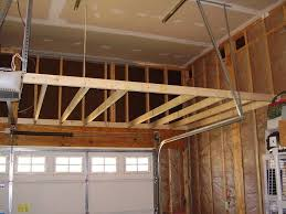 garage loft ideas garage storage loft how to support building construction