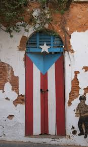 Flag Puerto Rico Out And About In Old San Juan The Puerto Rican Flag The Travelistas
