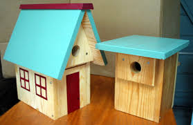 free bird house plans designed