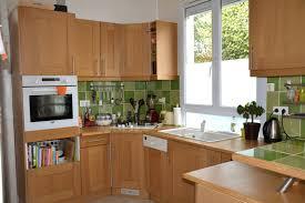 choix cuisine cuisine en bois clair pas cher sur cuisine lareduc com