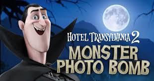 hotel transylvania 2 monster photo bomb sony pictures