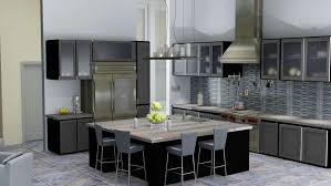 Kitchen Cabinet Door Design Ideas by Kitchen Luxury Frosted Glass Kitchen Cabinet Door With Brown