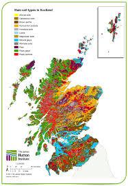 Stirling Scotland Map Second Level Scotland U0027s Environment Web