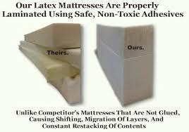 pure latex mattress mattresses that defy all expectations