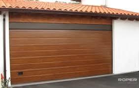 puertas de cocheras automaticas puertas autom磧ticas para garaje peatonal e industrial