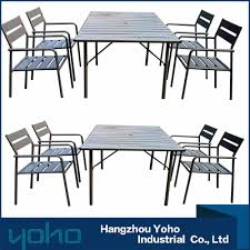 Restaurant Patio Tables by Outdoor Furniture China Outdoor Furniture China Suppliers And