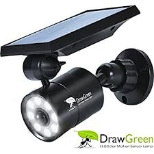 Outdoor Lights With Motion Sensor by Solar Spotlights Outdoor Motion Sensor Ithird 12 Led 600lm Solar