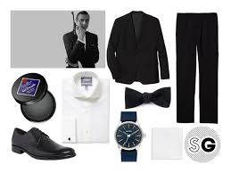 James Bond Costume Halloween 5 5 Ways Black Suit Halloween Edition Style Girlfriend