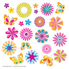 printable spring flowers printable spring flowers pictures flower free printable clipart 1