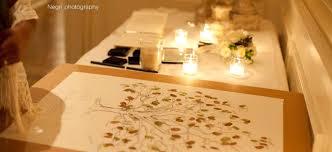 Wedding Tree Bleu De Toi Wedding Guestbook Alternatives Fingerprint Tree