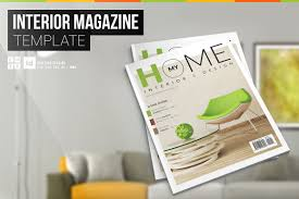 my home u2013 interior magazine template magazine templates