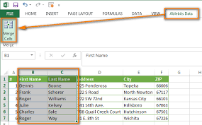 combine columns in excel without losing data u2013 3 quick ways