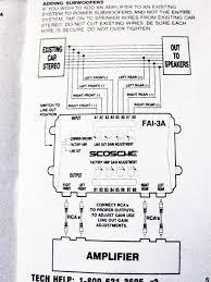 wiring diagram scosche wiring diagrams instruction