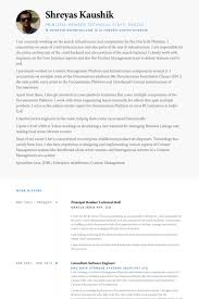 Example Technical Resume by Technical Resume Samples Visualcv Resume Samples Database