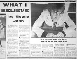 john lennon interview daily sketch 10 9 1967 beatles interviews