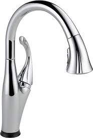 delta touch2o kitchen faucet delta 9192t dst single handle pull touch kitchen