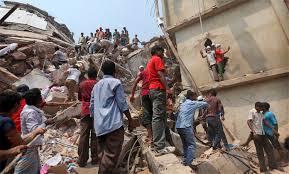El Corte Inglés, Mango, Benetton o Primark, responsables de la tragedia de Bangladesh