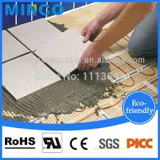 buy ce rohs gost 10 years warranty underfloor heating cable system