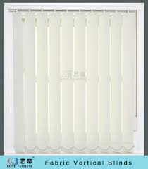 fabric vertical blinds 89mm 100mm 127mm vanes polyester string