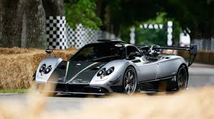 pagani suv watching the pagani zonda 760 goodwood hillclimb never gets old