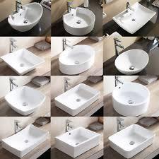 vessel sink vanity ebay