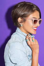 short brunette hairstyles front and back bob hairstyle short bob hairstyles with glasses beautiful best