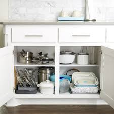 kitchen cabinet with shelves how to organize your kitchen cabinets step by step project