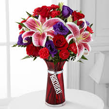 fds flowers the ftd birthday wishes bouquet