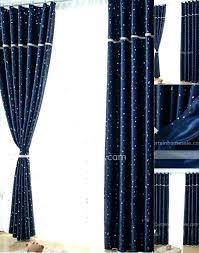 Blackout Navy Curtains Navy Drapes Navy Drapes Navy Ikat Curtains Uk Vrboska Hotel