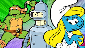 top 10 greatest tv cartoon characters of all time youtube