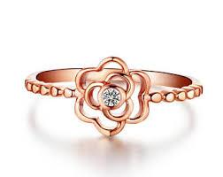 circle engagement ring circle ring etsy