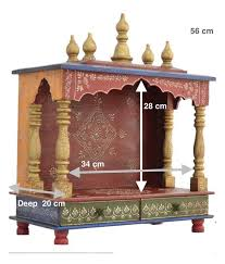 Temple Decoration Ideas For Home Emejing Home Wooden Temple Design Pictures Interior Design Ideas