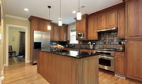 brown stained kitchen cabinets wolf saginaw chestnut kitchen cabinets factory direct price