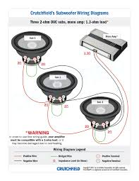 amplifier wiring diagram with amp sub carlplant