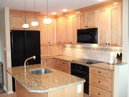 natural maple cabinets with granite fantastic natural maple cabinets with granite countertops l95 on