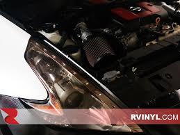 nissan 370z led headlights rtint nissan 370z 2009 2016 headlight tint film