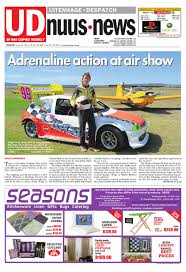 lexus v8 conversions nelspruit ud news 19 03 2015 by ud express issuu