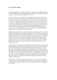 example of great cover letter example great resume resume examples and free resume builder