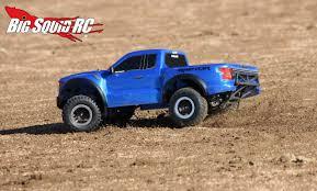 Ford Raptor Truck Jump - traxxas 2017 ford f 150 raptor review big squid rc u2013 news