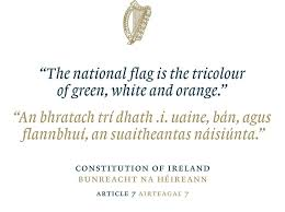 Flag Protocol Today Timeline The Irish Tricolour Flag And Its Evolution To National Flag