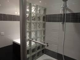 brique de verre cuisine cuisine ranovation salle ravissant brique de verre salle de bain