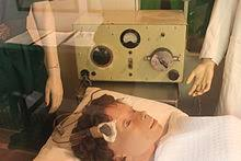 Do They Still Use The Electric Chair Electroconvulsive Therapy Wikipedia