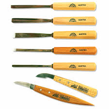 Japanese Wood Carving Tools Uk by Stubai Wood Carving Set Greatart No 1 Online Art Materials
