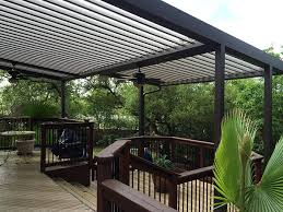 Louvered Patio Roof Equinox Louvered Roof System Patio Covers